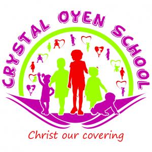 Crystal Oyen School logo